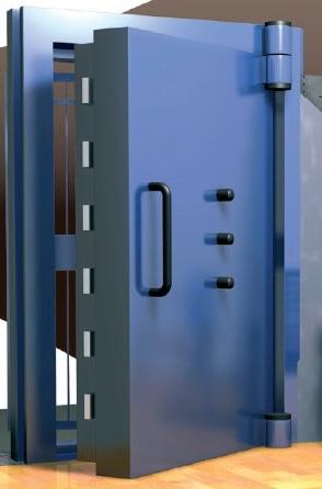Centurion Door & Centurion Door | Chubbsafes